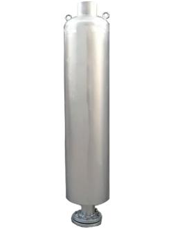 蒸汽消音器结构图_安全阀消音器_消音器_产品分类_产品中心_上海安泉机械有限公司